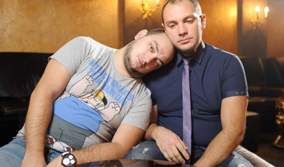 Роман Юнусов с Алексеем Лихницким