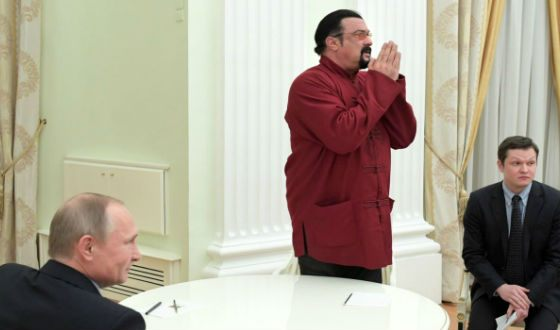 Актер был очень рад получить российское гражданство