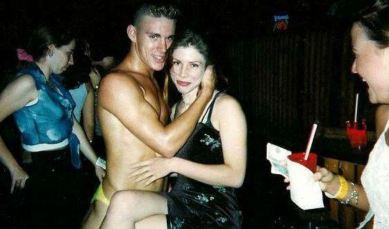 В юности Ченнинг Татум работал стриптизером в ночном клубе