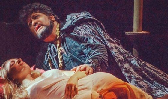 Юсиф Эйвазов в опере «Отелло»