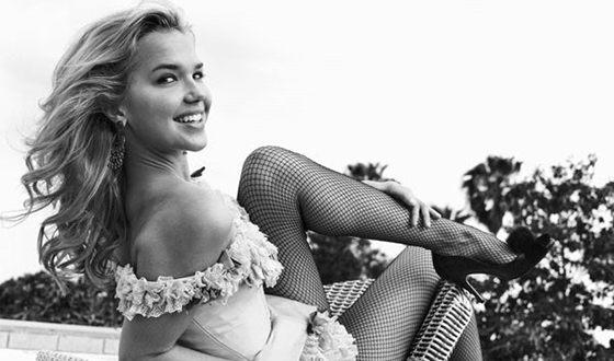 Ариэль Кеббел начала свою карьеру в качестве модели