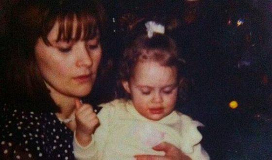 Полина Наливалкина с мамой