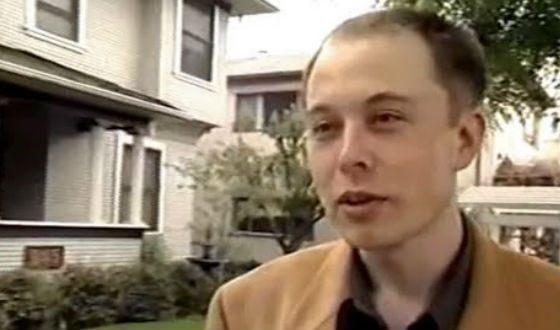 Илон Маск до того, как стать известным