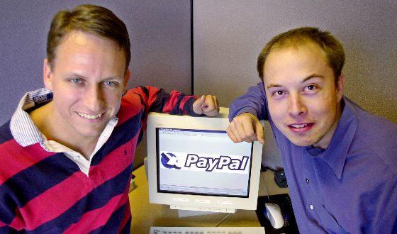 Илон Маск был одним из основателей PayPal