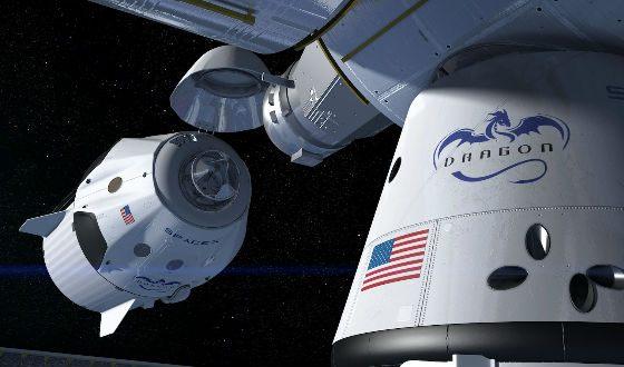 Dragon, космический аппарат нового поколения