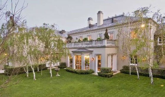 Дом Илона Маска в Лос-Анджелесе