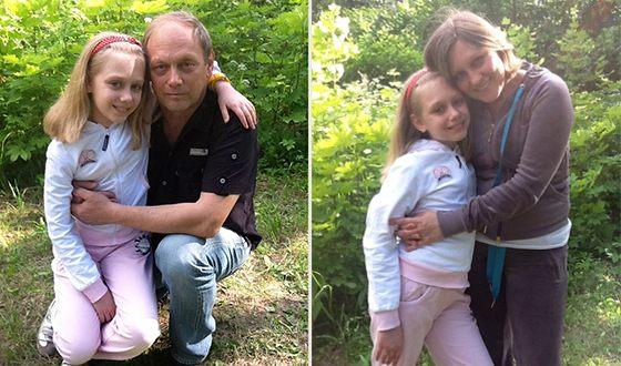 Родители Ирины Ухановой тоже из мира телевидения
