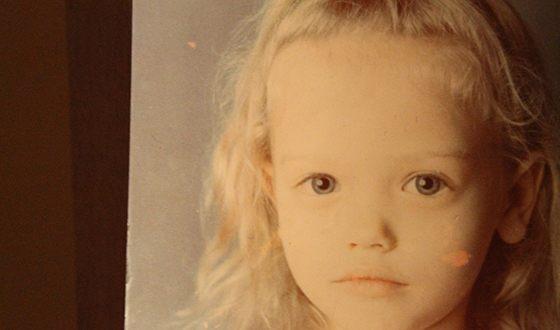 Юлия Минаковская в детстве