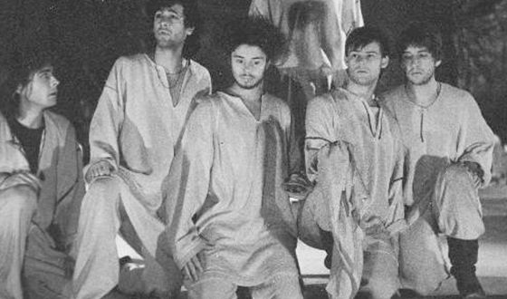 Андрей Носков в постановке спектакля «Сказки о царе Салтане» (1992)