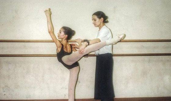 Диана Вишнёва с детства «болела» балетом