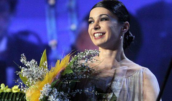 Диана Вишнёва заслужила звание Народной артистки России