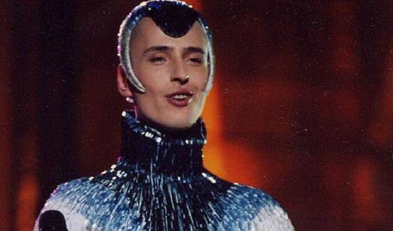 Один из сценических костюмов Витаса
