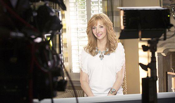 Лиза Кудроу в сериале «Возвращение»