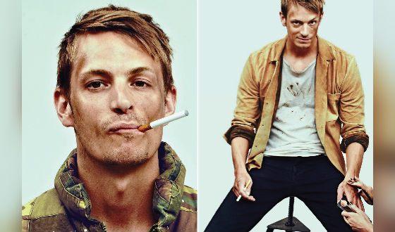 Юэль Киннаман – заядлый курильщик