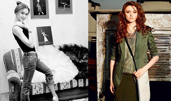 Светлана Захарова в молодости и сейчас