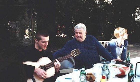 Сергей Куприк и Михаил Танич