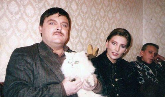 Фото из семейного архива Михаила Круга