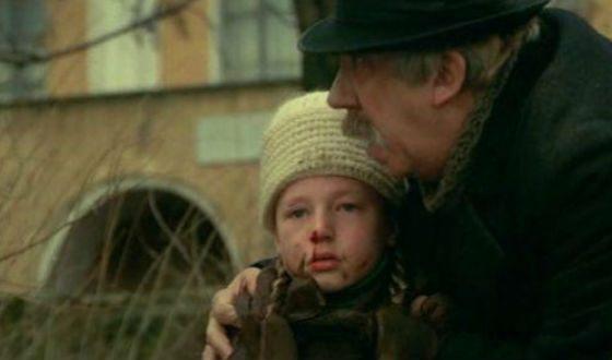 Кадр из фильма «Чучело» (1983)