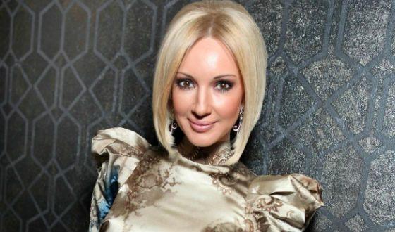 Популярная телеведущая Лера Кудрявцева
