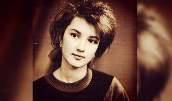 Валерия Кудрявцева в молодости