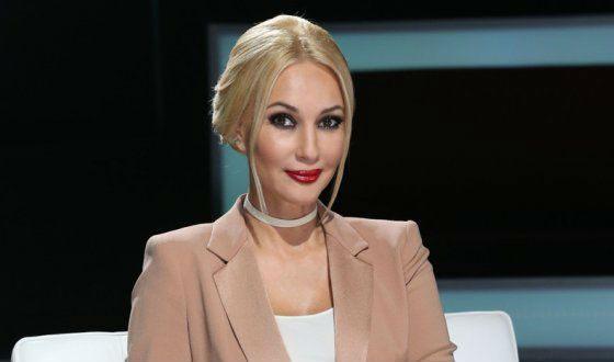 Лера Кудрявцева ведет шоу «Секрет на миллион»