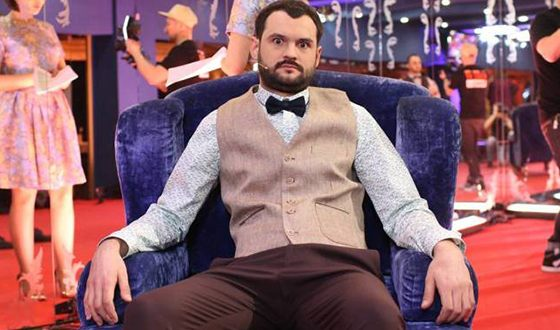 Андрей Скороход полюбился многим зрителям КВН и Камеди Клаб