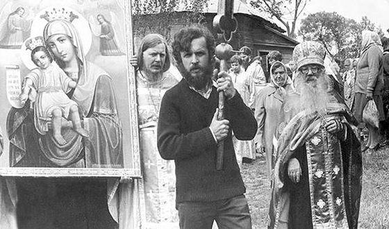 Дмитрий Смирнов в молодости