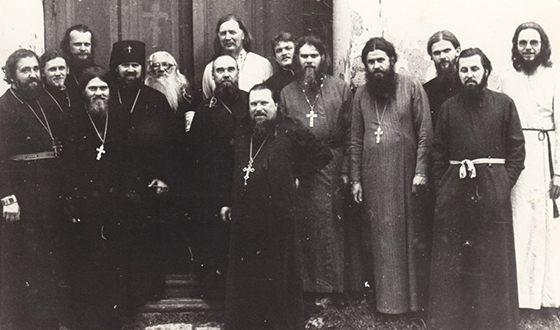 Дмитрий Смирнов учился на экстернате в духовной семинарии Сергиева Посада