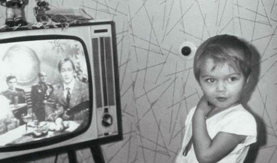 Детские фото Дмитрия Маликова