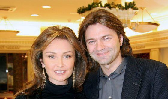 Дмитрий Маликов и его жена Елена Маликова
