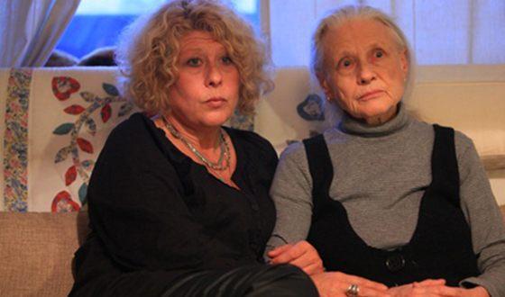 Мария Пахоменко с дочерью
