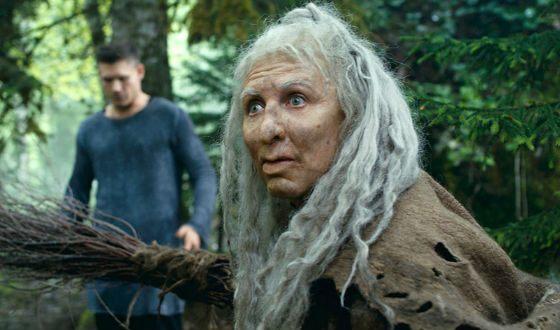 «Последний богатырь»: Елена Яковлева играет Бабу-Ягу