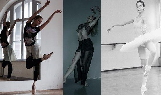 У Анны Исаевой – выдающиеся балетные данные