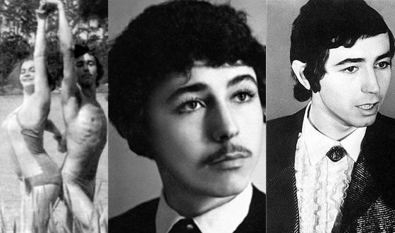 Совсем молодой Валерий Леонтьев