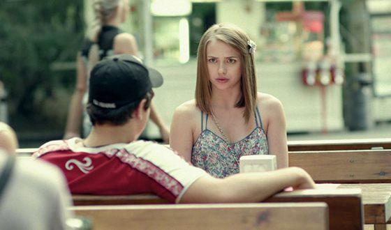 Яна Енжаева в сериале «Легко ли быть молодым?»