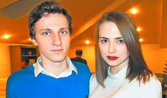 Яна Енжаева и Виктор Грудев