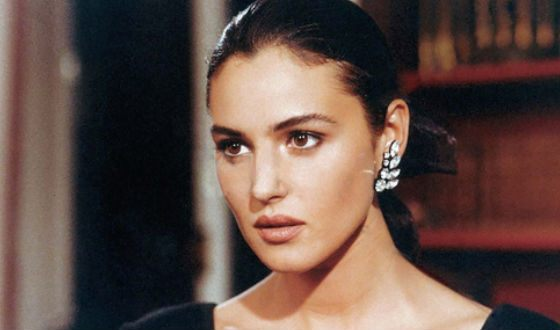 Первое появление Моники Беллуччи на телеэкране (1991 год)