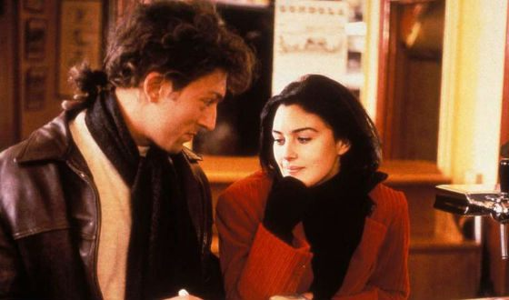 История любви Моники Беллуччи и Венсана Касселя началась на съемках «Квартиры»