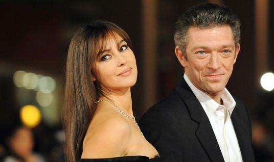 В 2013 году Беллуччи и Кассель развелись