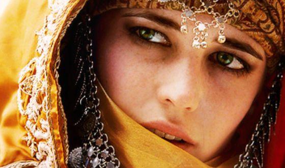 «Царствие небесное»: Ева Грин в роли Сибиллы