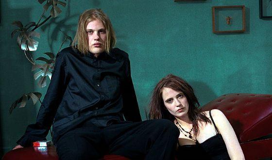 На фото: Ева Грин и ее бывший бойфренд Майкл Питт
