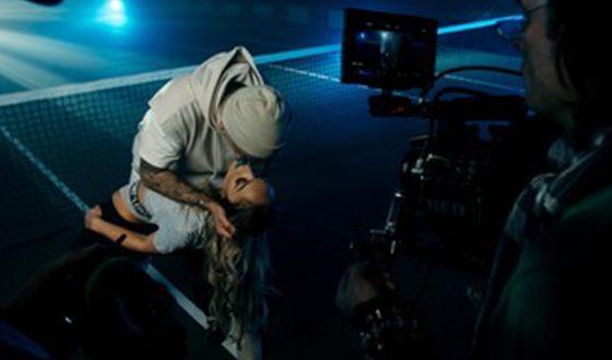 Артем Пиндюра снялся в клипе на одну из песен Мари