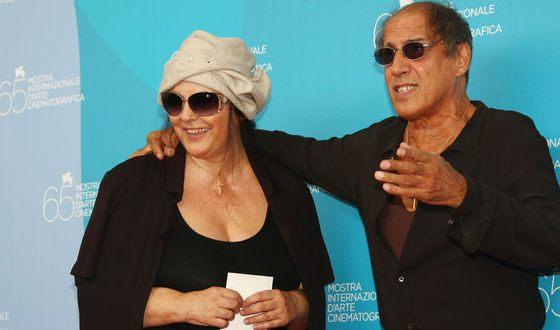 Адриано Челентано и Клаудиа Мори по-прежнему счастливы в браке