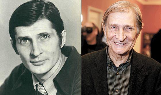 Игорь Ясулович в молодости и сейчас