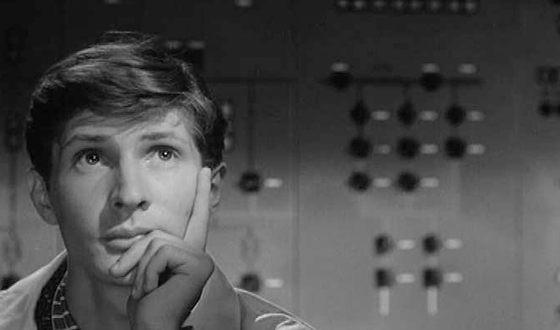 Дебют в кино Игоря Ясуловича («Девять дней одного года», 1961)