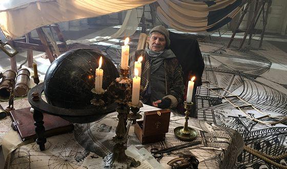 Игорь Ясулович в сериале «Кровавая барыня»