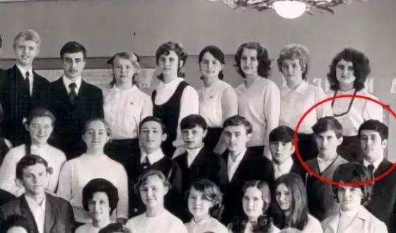 Братья Мавроди в школьные годы