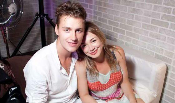 На фото: Алексей Воробьев и Оксана Акиньшина