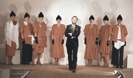 Свои лучшие коллекции Вячеслав Зайцев создавал в стенах Дома Моды