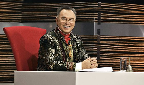 Вячеслав Зайцев был ведущим программы «Модный приговор»